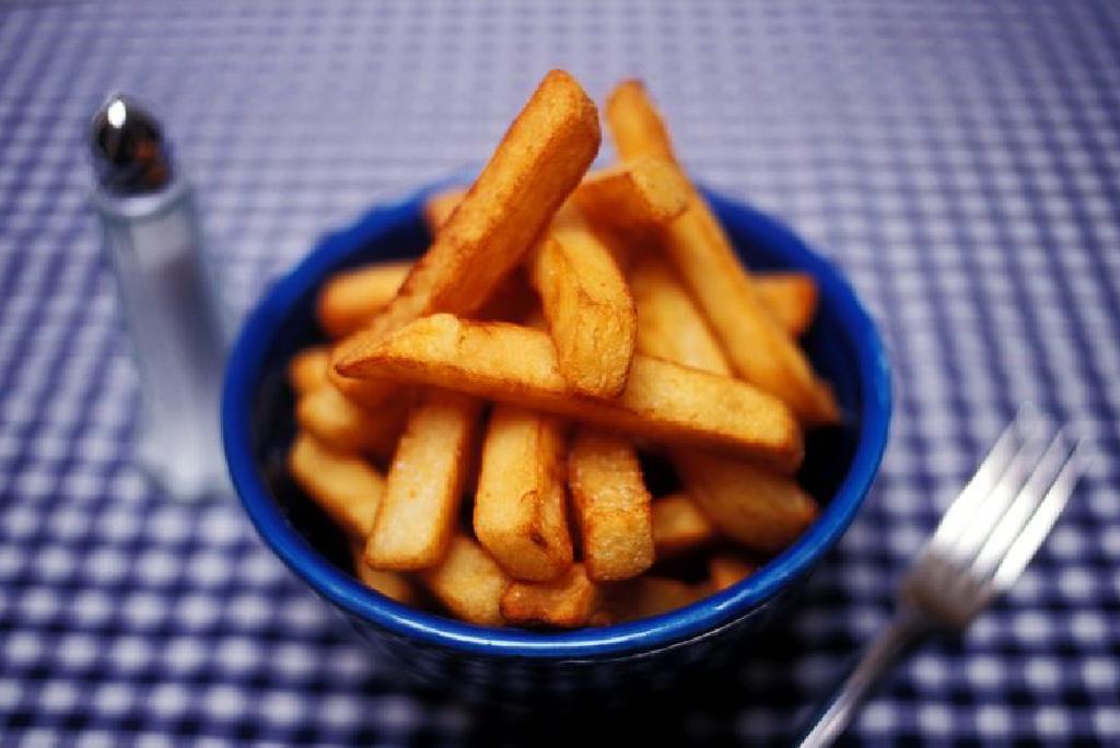 Patates Kizartmasi Glutensiz Mi
