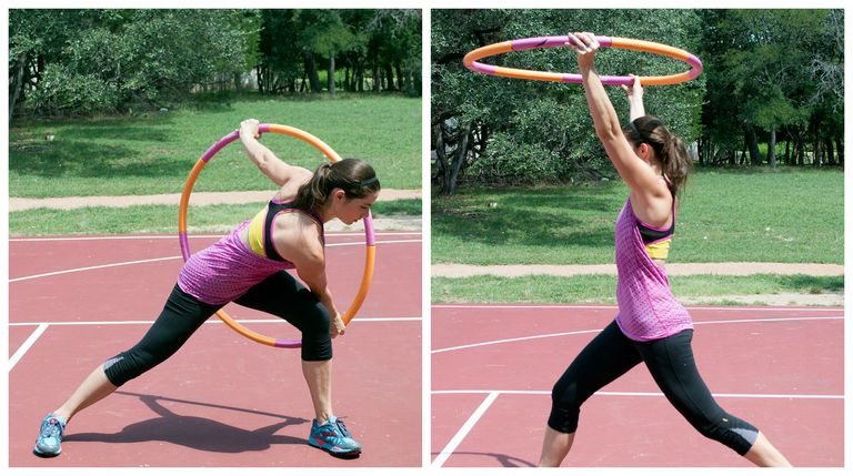 hula hooping segít a fogyásban