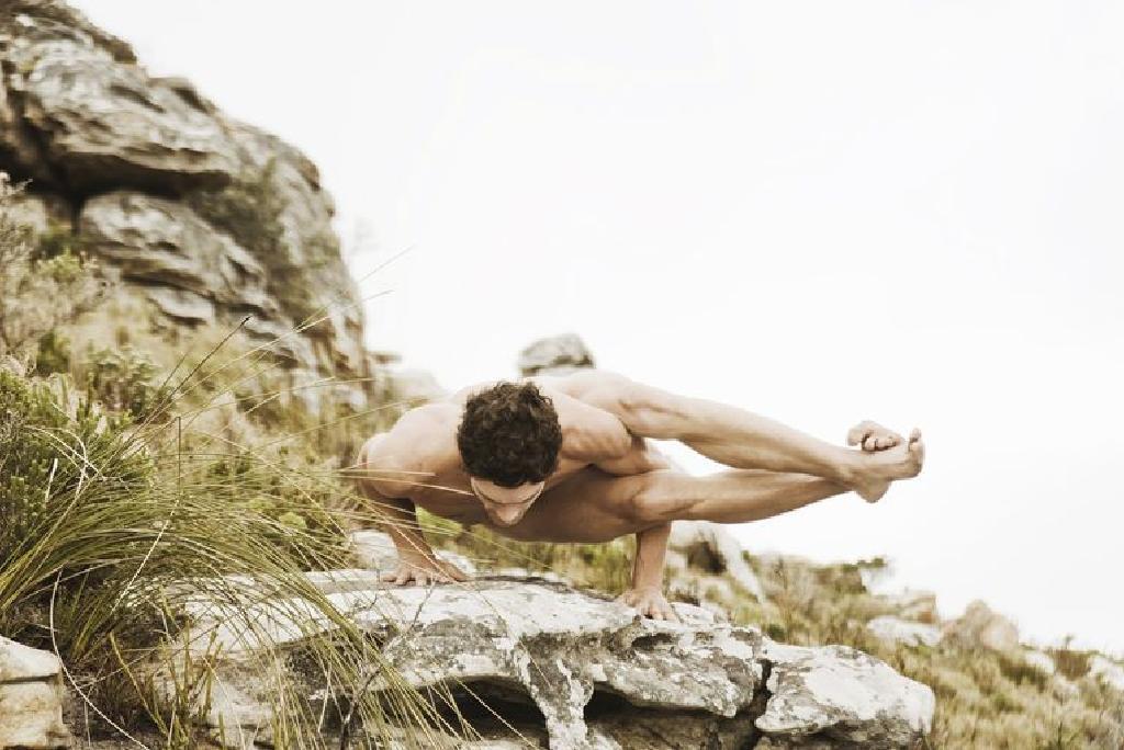 Naakt yoga steeds populairder