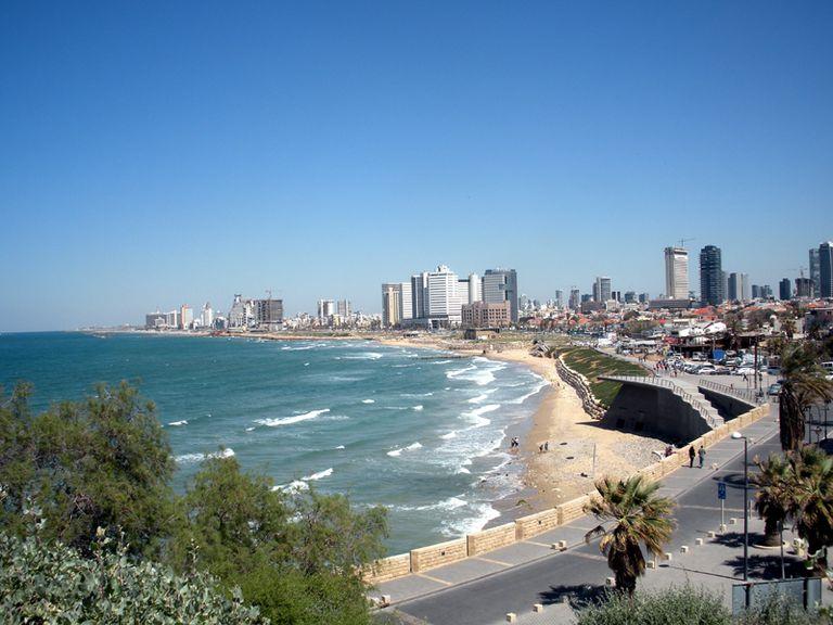 Vizitați promenada din Tel Aviv la Jaffa (Yafo) Israel