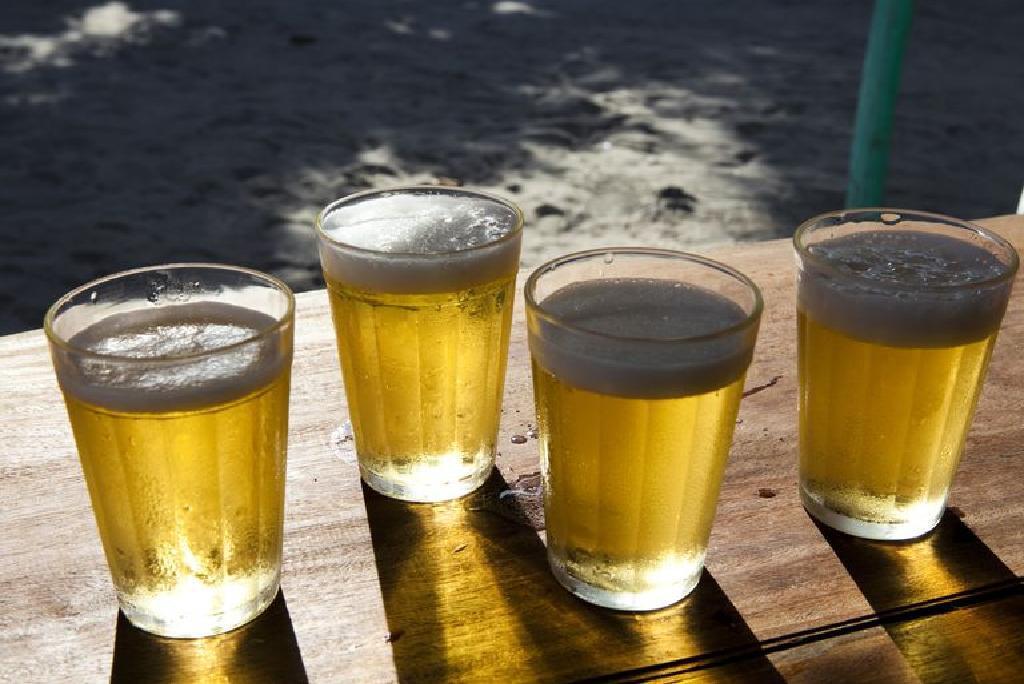 pierderea în greutate de bere corona)