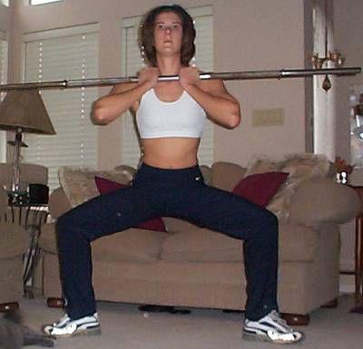 squat provocare pierdere în greutate